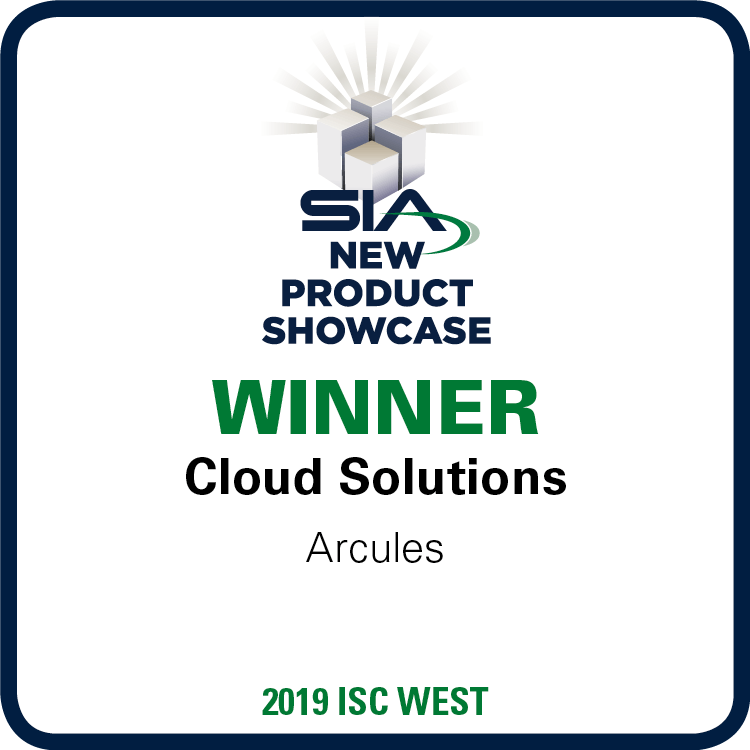 SIA Winner 2019 Cloud Solutions