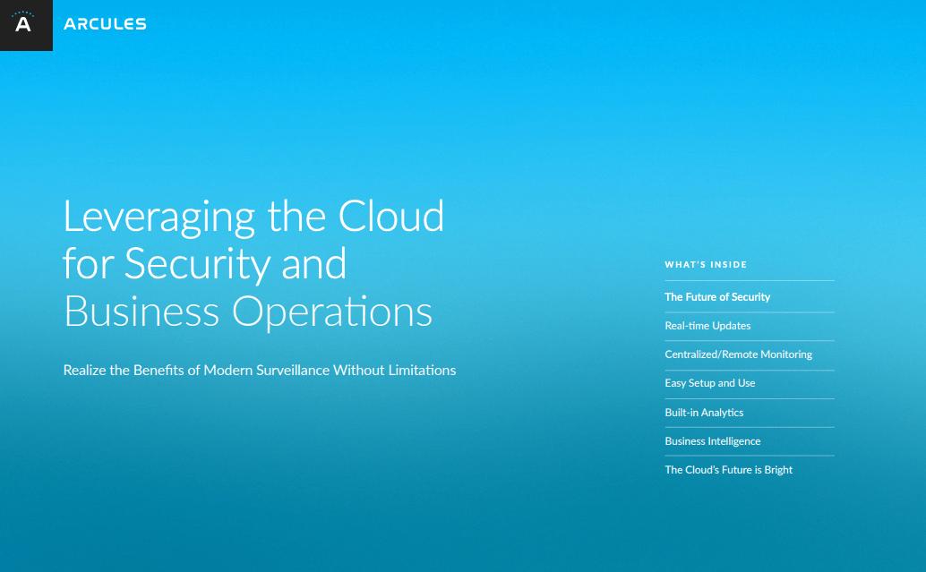 Arcules-eBook_Leveraging-the-Cloud