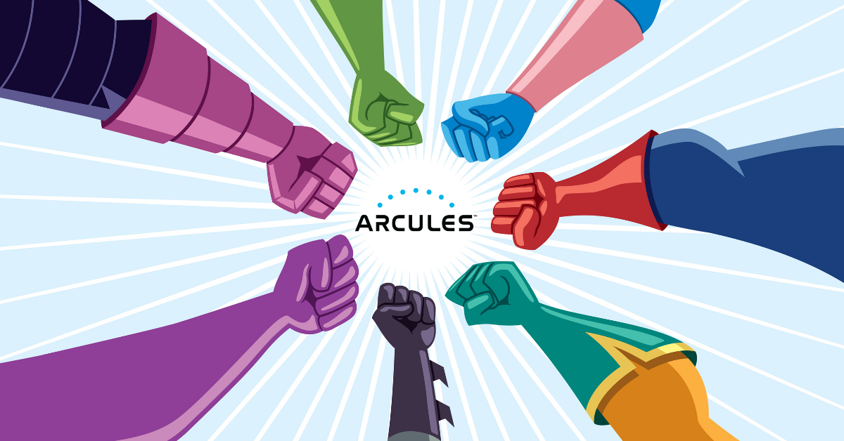 Arcules Superheroes Series: Defining Our Workplace Culture